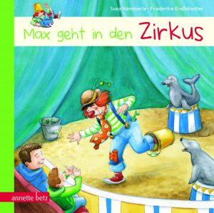 Produktcover: Max geht in den Zirkus