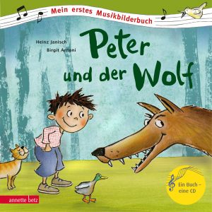 Produktcover: Peter und der Wolf - Das musikalische Märchen von Sergej Prokofjew