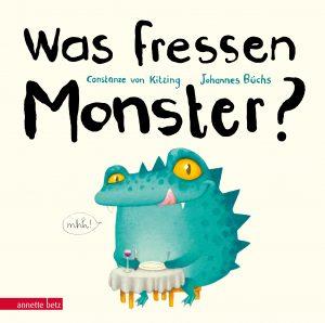 Produktcover: Was fressen Monster?