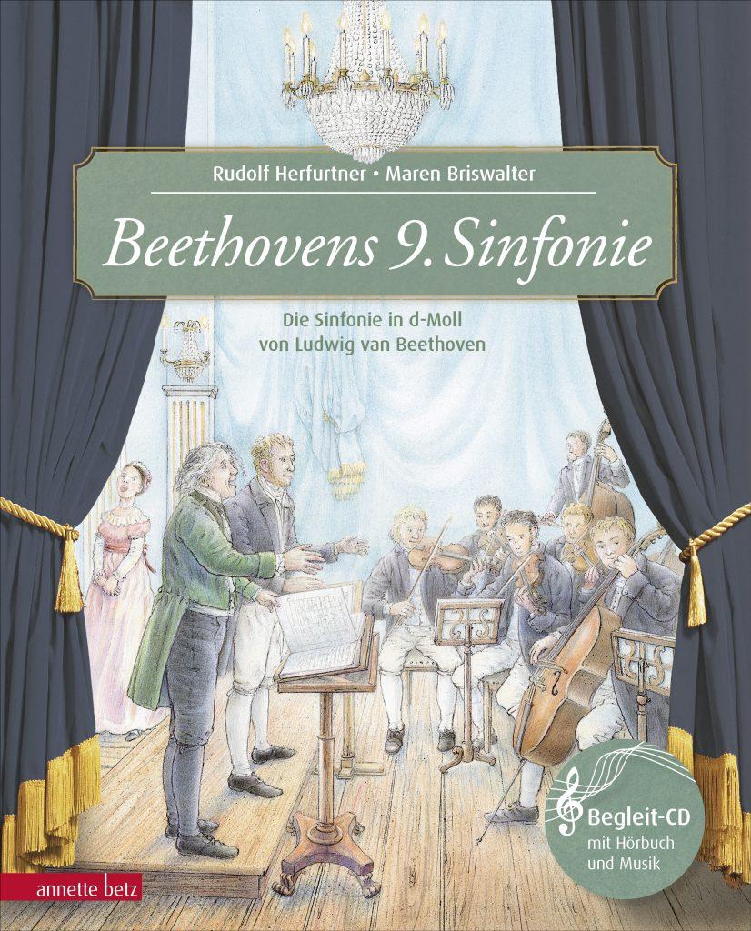 Produktcover: Beethovens 9. Sinfonie - Die Sinfonie in d-Moll von Ludwig van Beethoven