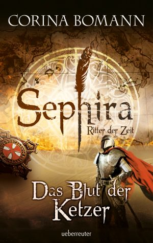 Produktcover: Sephira Ritter der Zeit - Das Blut der Ketzer - (E-Book)