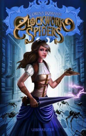 Produktcover: Clockwork Spiders - (E-Book)