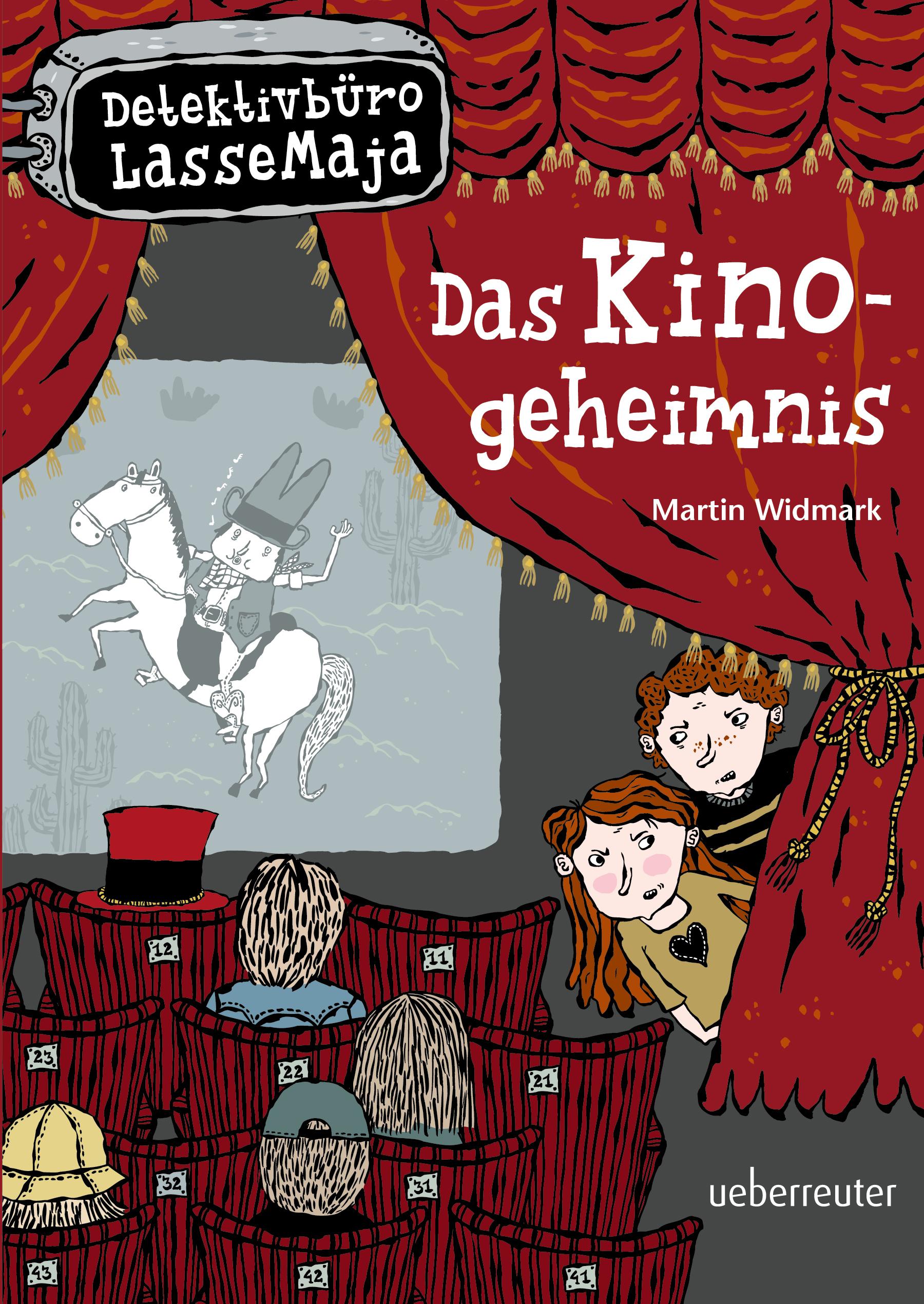 Detektivbüro LasseMaja – Das Kinogeheimnis