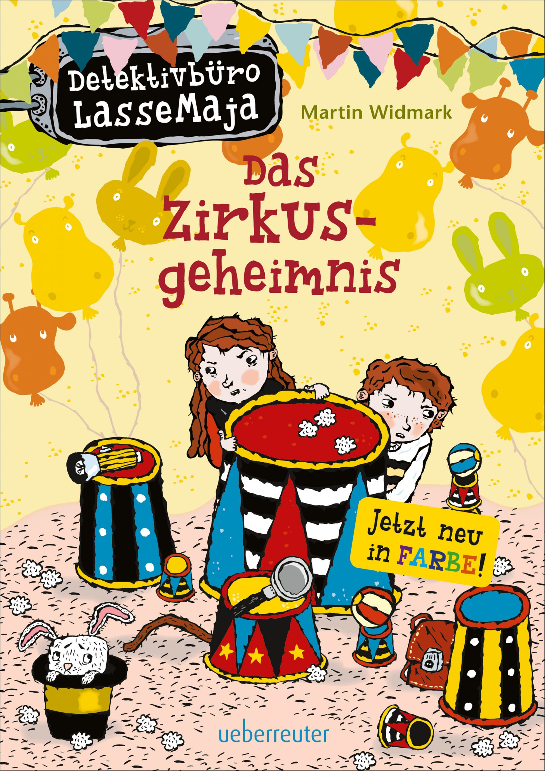 Detektivbüro LasseMaja – Das Zirkusgeheimnis