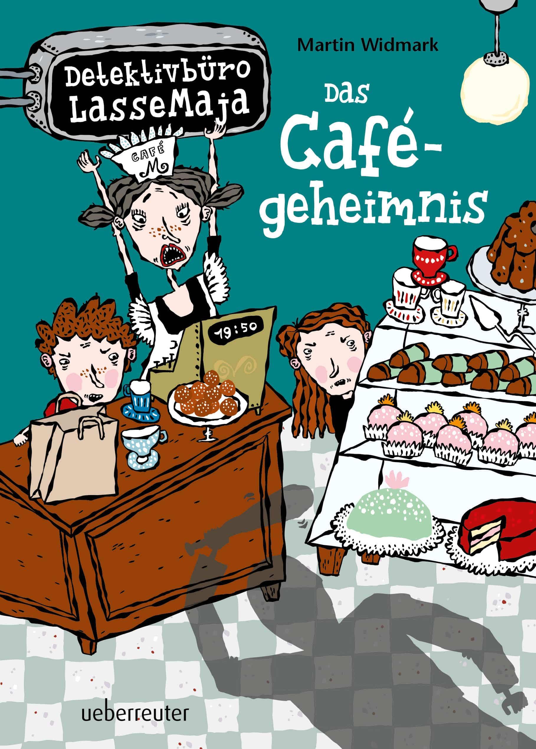 Detektivbüro LasseMaja – Das Cafégeheimnis