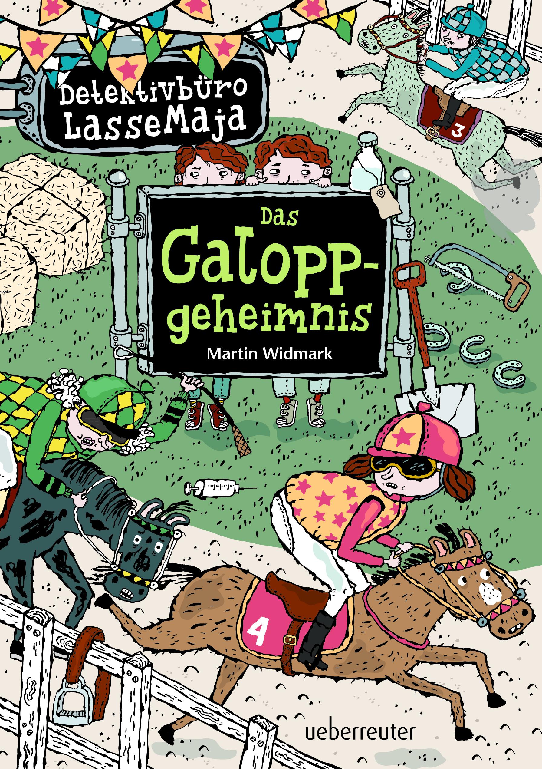 Detektivbüro LasseMaja – Das Galoppgeheimnis