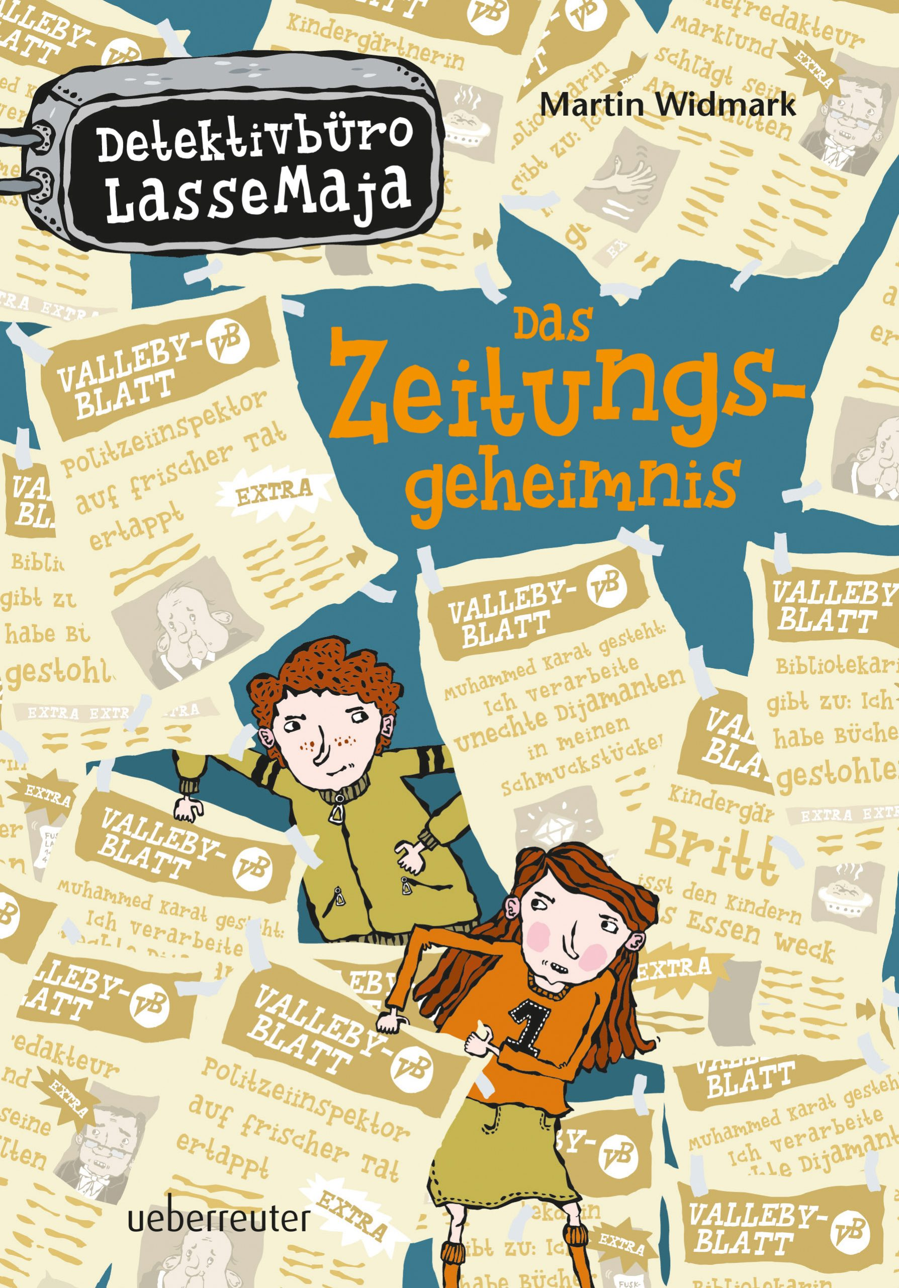 Detektivbüro LasseMaja – Das Zeitungsgeheimnis