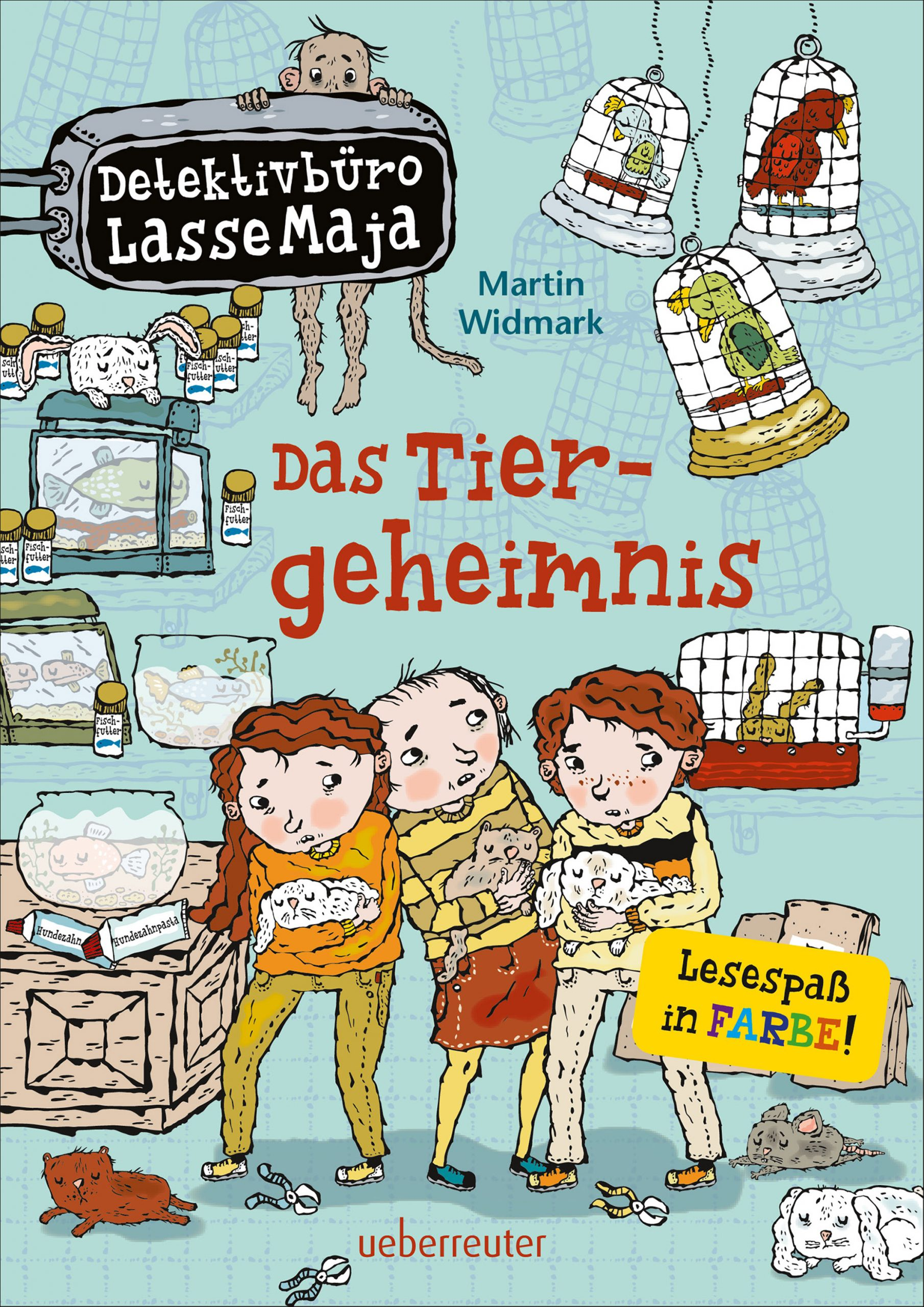 Detektivbüro LasseMaja – Das Tiergeheimnis