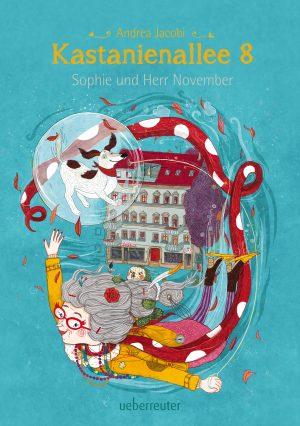 Produktcover: Kastanienallee 8 - Sophie und Herr November