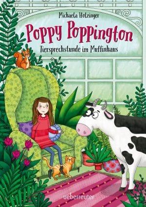 Produktcover: Poppy Poppington - Tiersprechstunde im Muffinhaus
