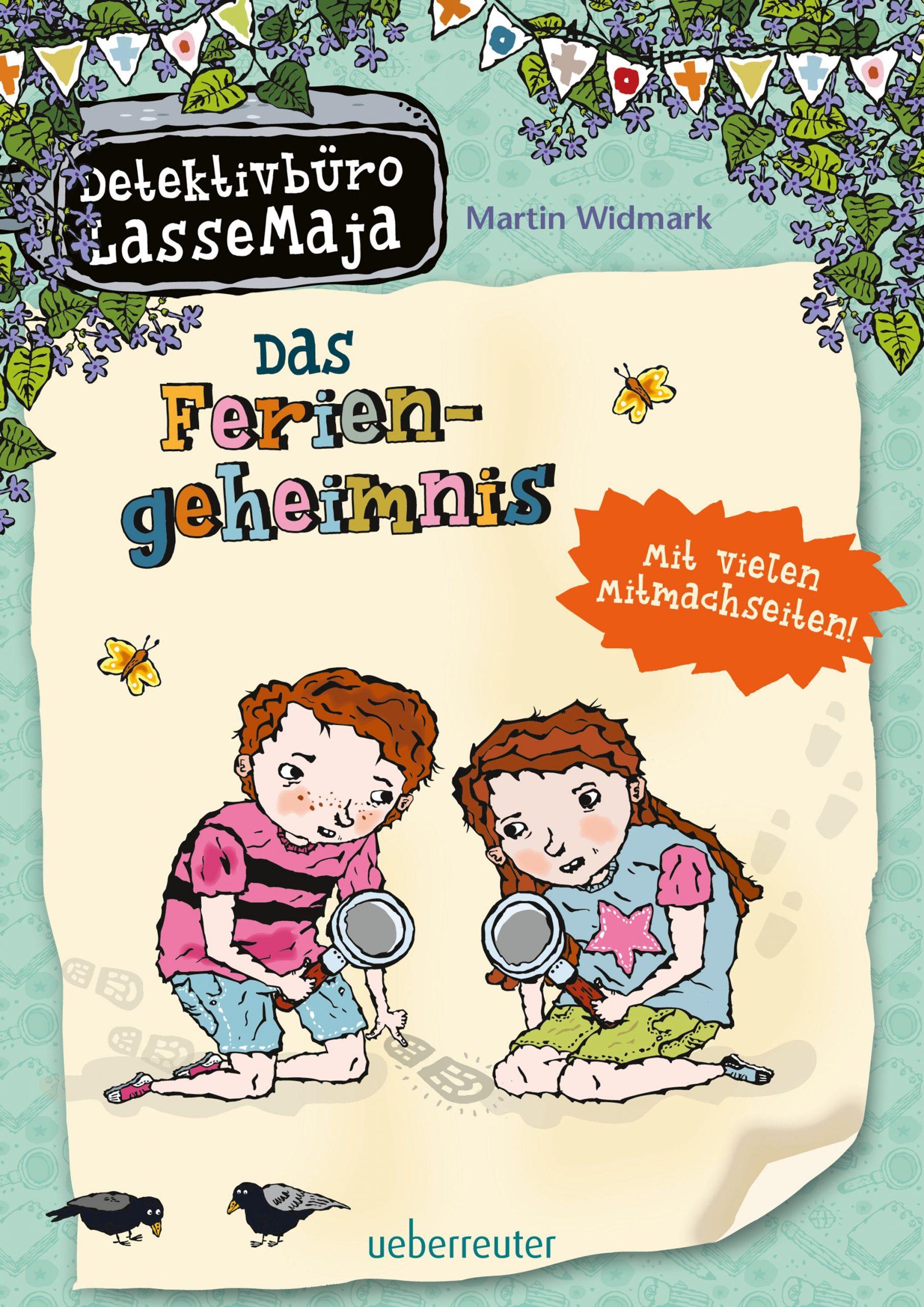 Detektivbüro LasseMaja – Das Feriengeheimnis