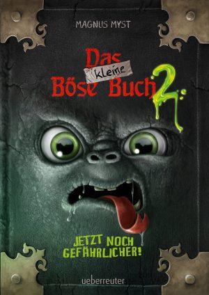 Produktcover: Das kleine Böse Buch 2 - Jetzt noch gefährlicher!