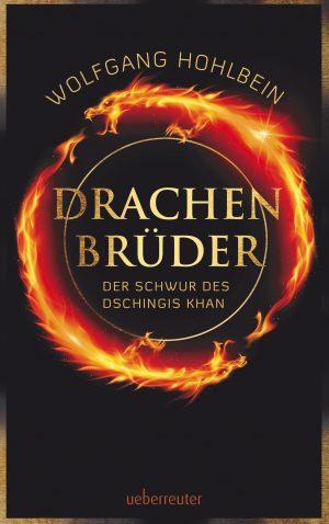 Produktcover: Drachenbrüder - Der Schwur des Dschingis Khan