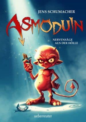 Produktcover: Asmoduin - Nervensäge aus der Hölle - (E-Book)