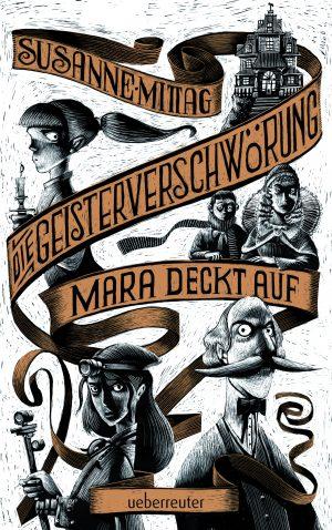 Produktcover: Die Geisterverschwörung - Mara deckt auf - (E-Book)