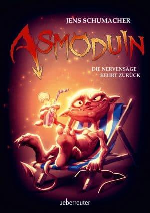 Produktcover: Asmoduin - Die Nervensäge kehrt zurück - (E-Book)