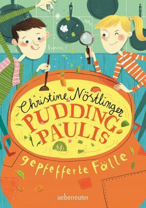 Produktcover: Pudding-Paulis gepfefferte Fälle - (E-Book)