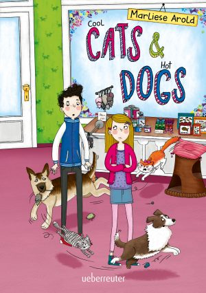 Produktcover: Cool Cats & Hot Dogs - (E-Book)