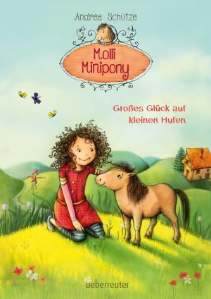 Produktcover: Molli Minipony - Großes Glück auf kleinen Hufen - (E-Book)