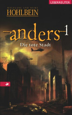 Produktcover: Anders - Die tote Stadt - (E-Book)