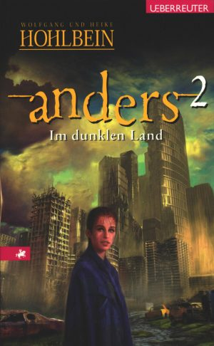 Produktcover: Anders - Im dunklen Land - (E-Book)