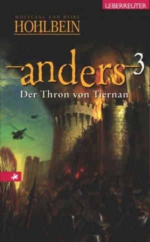 Produktcover: Anders - Der Thron von Tiernan - (E-Book)