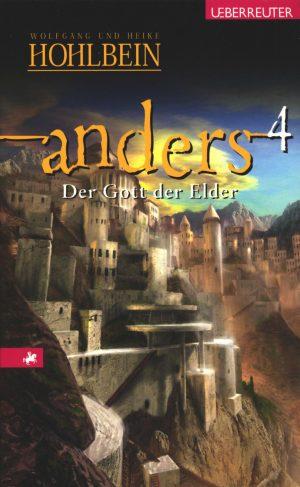 Produktcover: Anders - Der Gott der Elder - (E-Book)