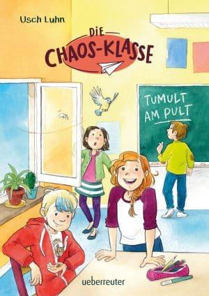 Produktcover: Die Chaos-Klasse - Tumult am Pult - (E-Book)