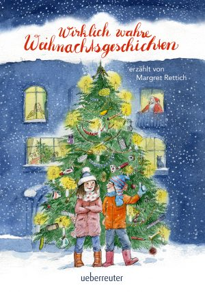 Produktcover: Wirklich wahre Weihnachtsgeschichten - (E-Book)