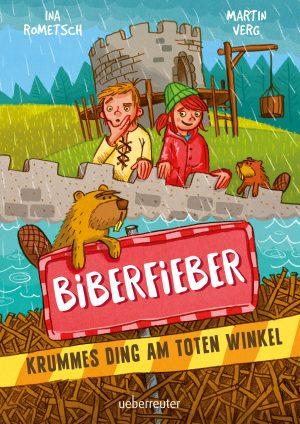 """Produktcover: Biberfieber - Krummes Ding am """"Toten Winkel"""" - (E-Book)"""
