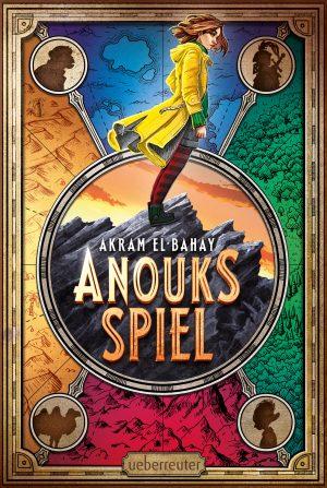 Produktcover: Anouks Spiel - (E-Book)