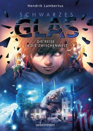 Produktcover: Schwarzes Glas - Die Reise in die Zwischenwelt - (E-Book)