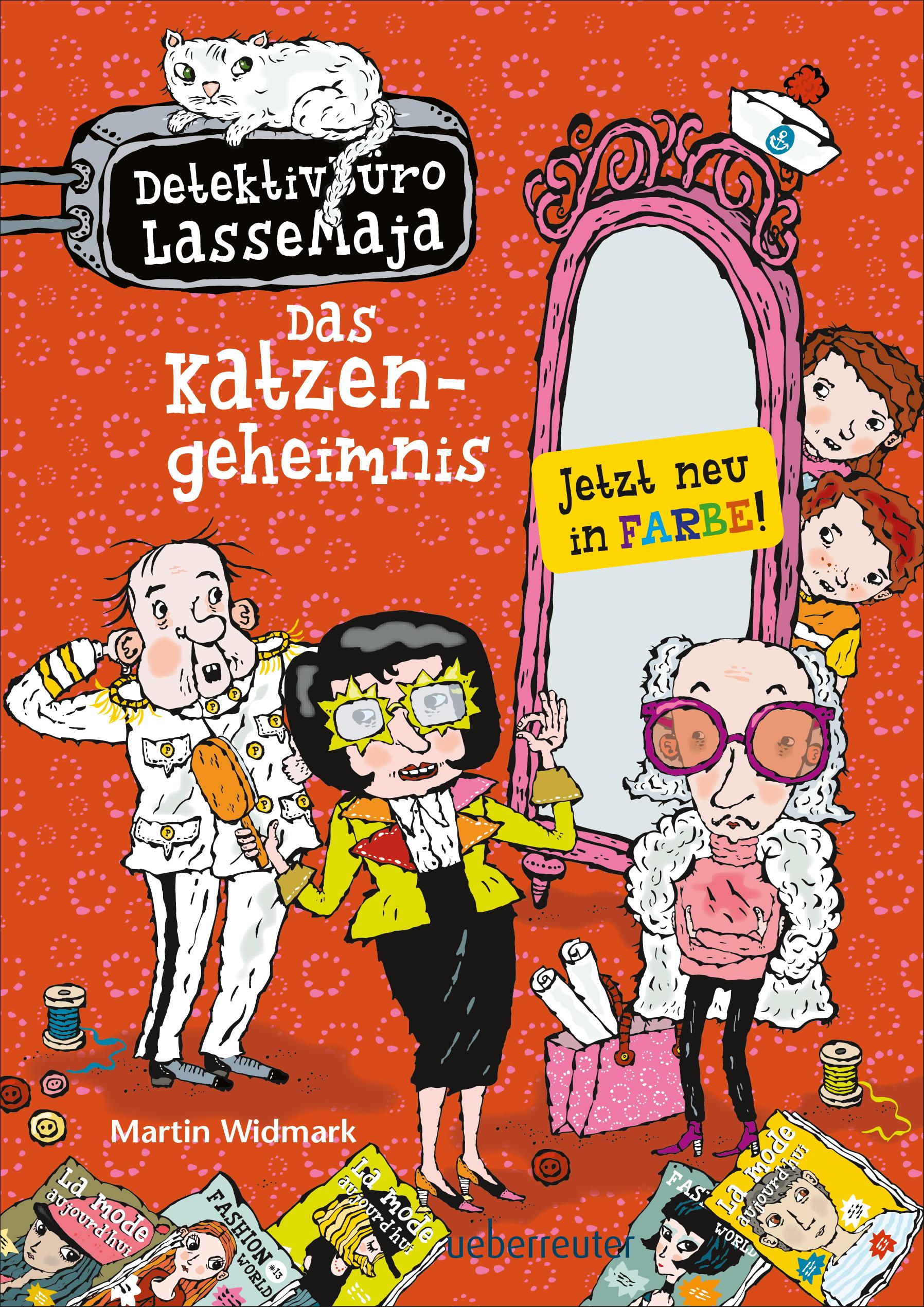 Detektivbüro LasseMaja – Das Katzengeheimnis (Detektivbüro LasseMaja, Bd. 25)