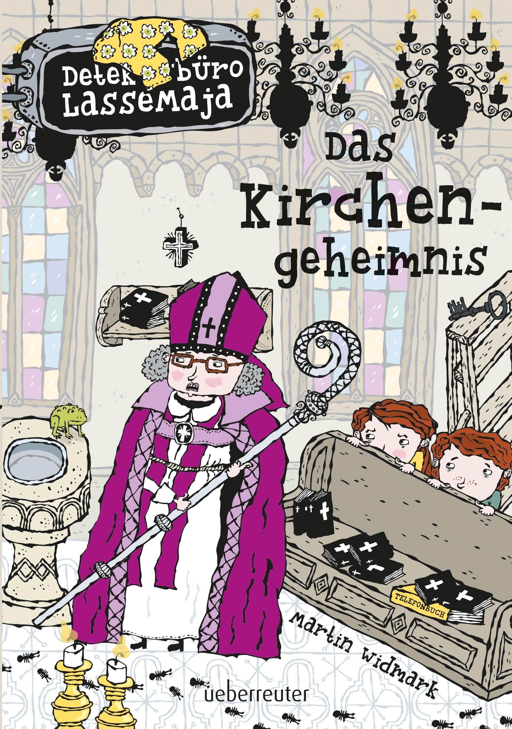 Detektivbüro LasseMaja – Das Kirchengeheimnis