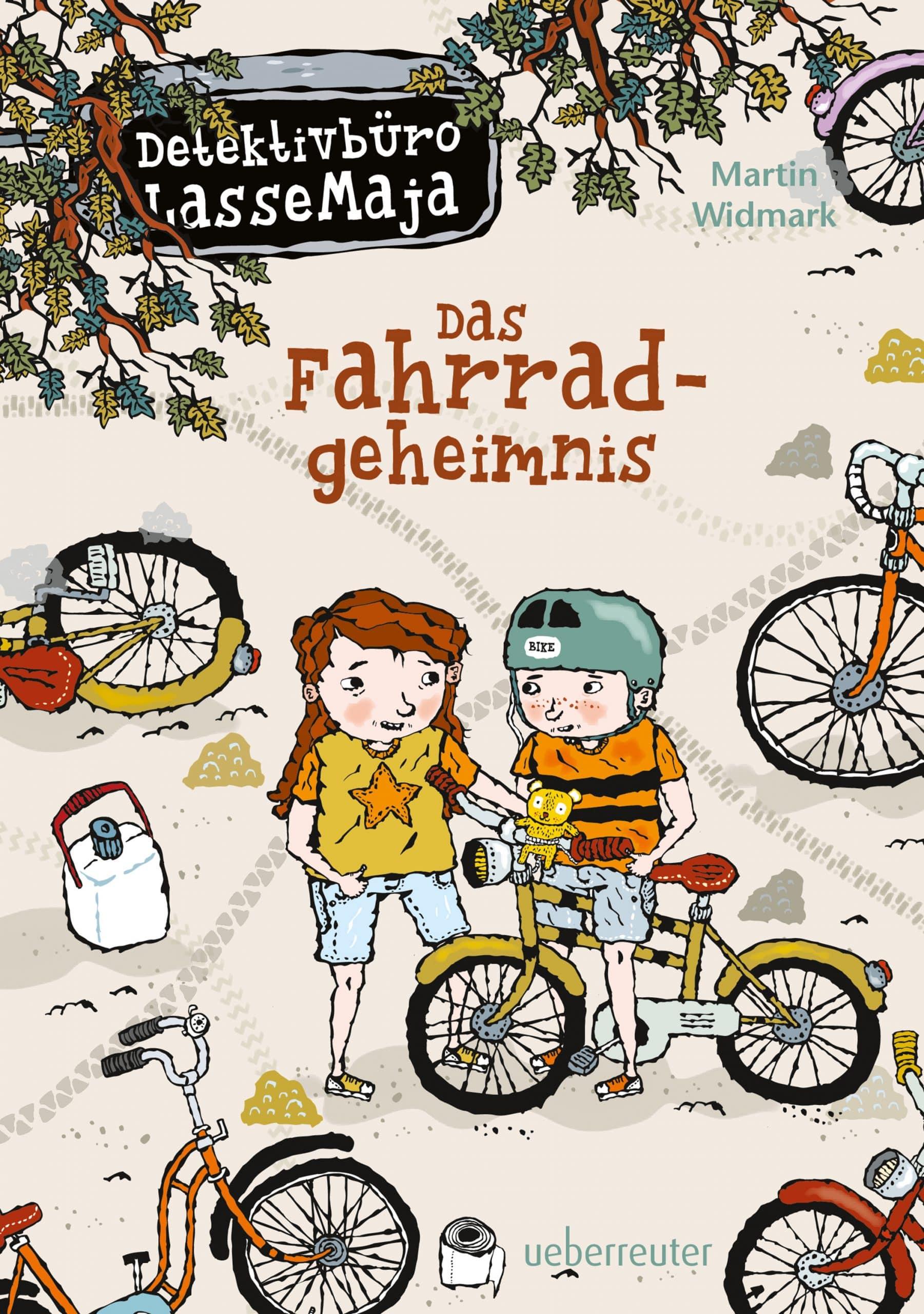 Detektivbüro LasseMaja – Das Fahrradgeheimnis (Detektivbüro LasseMaja, Bd. 22)