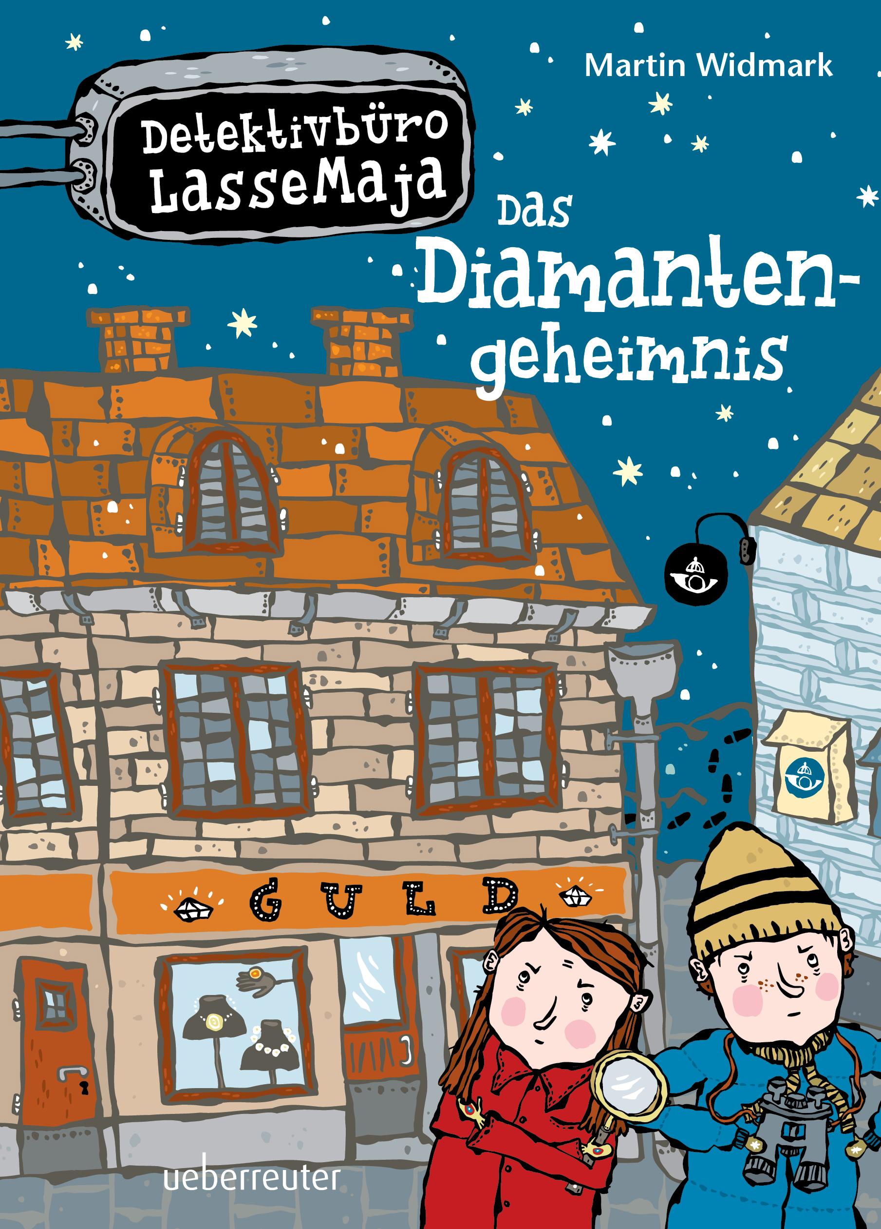 Detektivbüro LasseMaja – Das Diamantengeheimnis