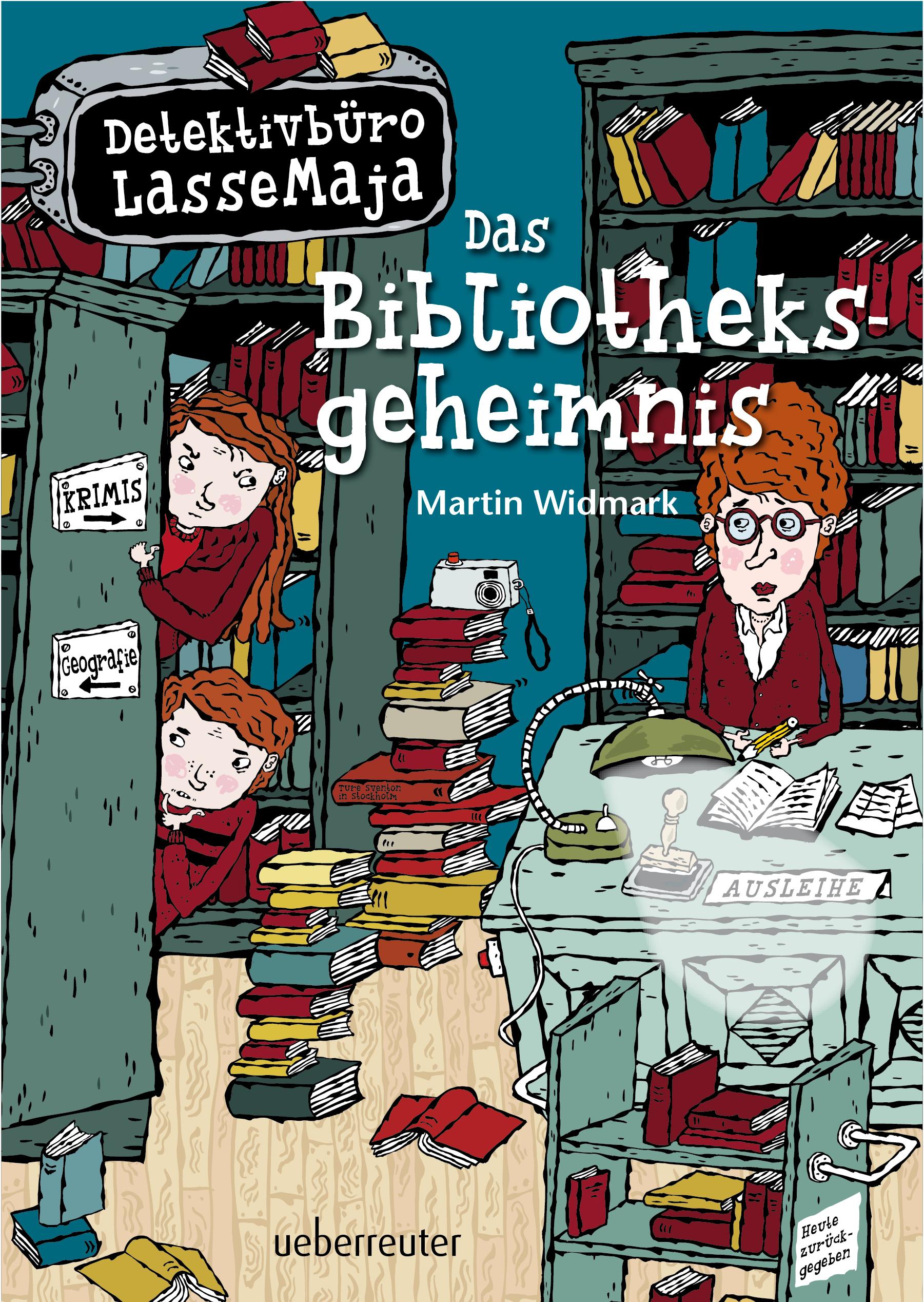 Detektivbüro LasseMaja – Das Bibliotheksgeheimnis
