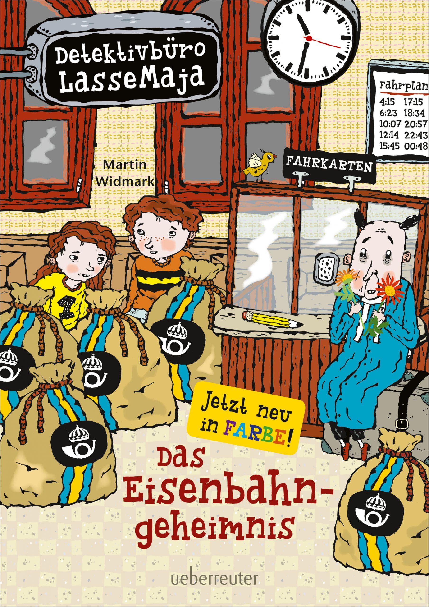 Detektivbüro LasseMaja – Das Eisenbahngeheimnis (Detektivbüro LasseMaja, Bd. 14)