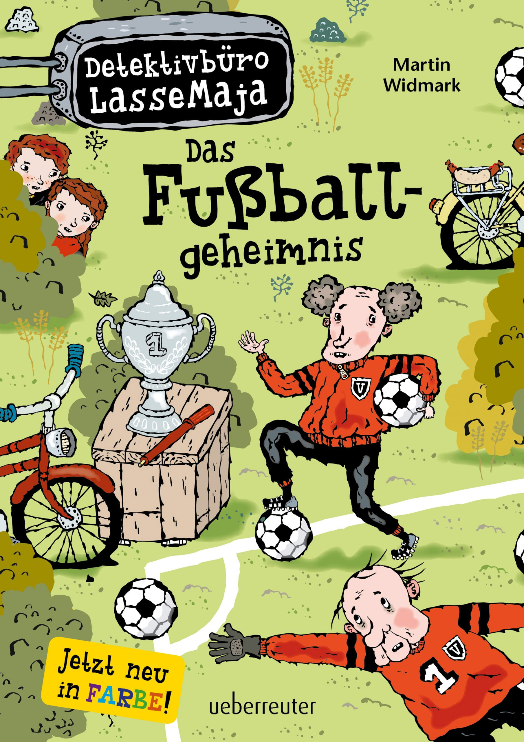 Detektivbüro LasseMaja – Das Fußballgeheimnis