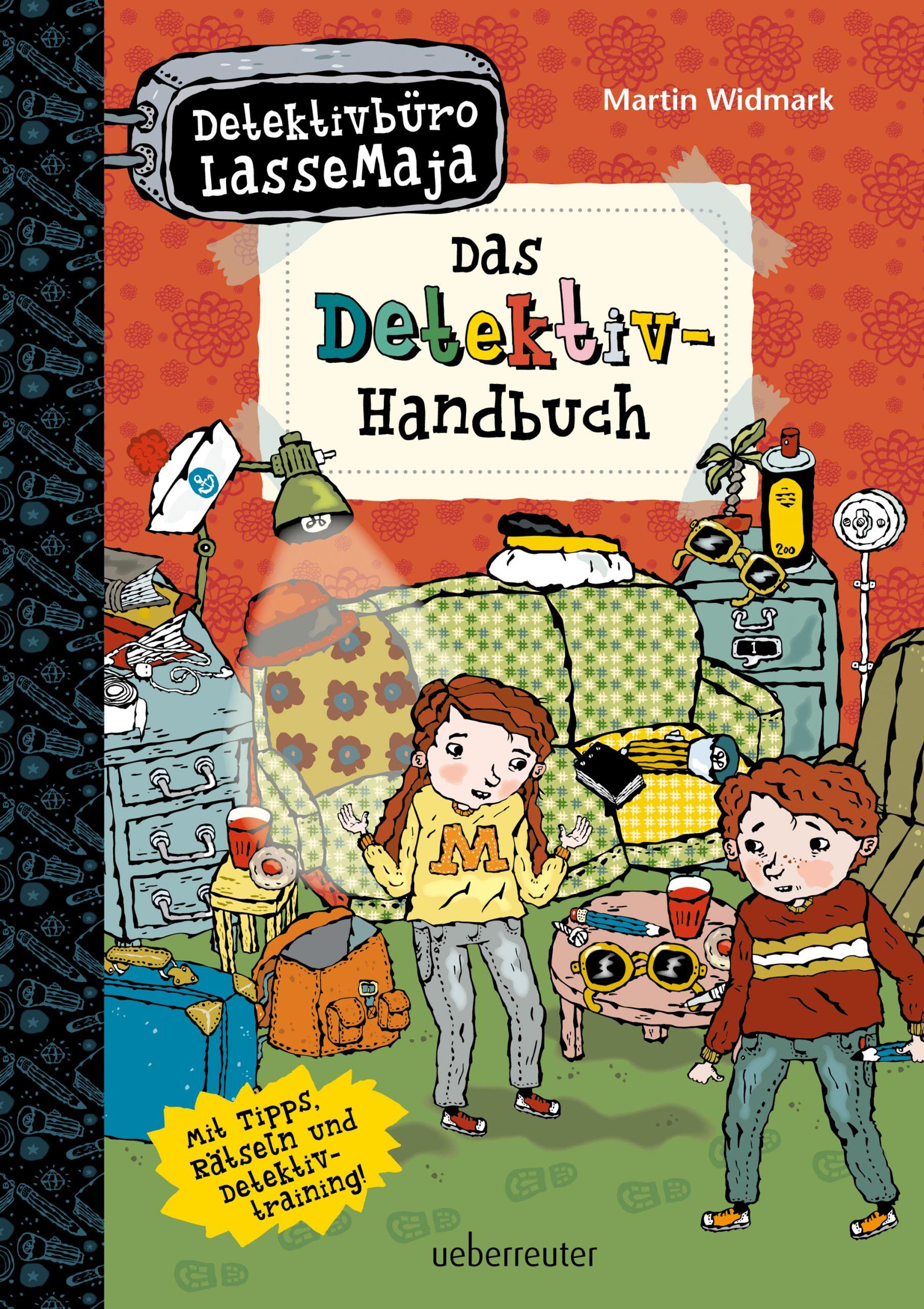 Detektivbüro LasseMaja – Das Detektiv-Handbuch (Detektivbüro LasseMaja, Bd. ?)