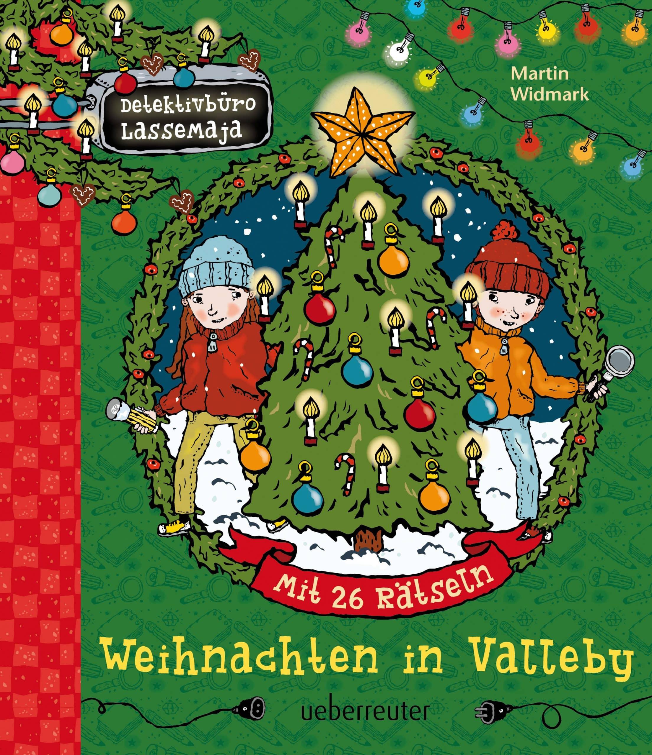 Detektivbüro LasseMaja – Weihnachten in Valleby