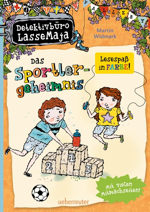 Detektivbüro LasseMaja – Das Sportlergeheimnis