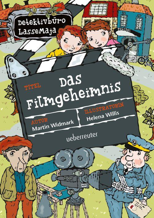 Detektivbüro LasseMaja – Das Filmgeheimnis