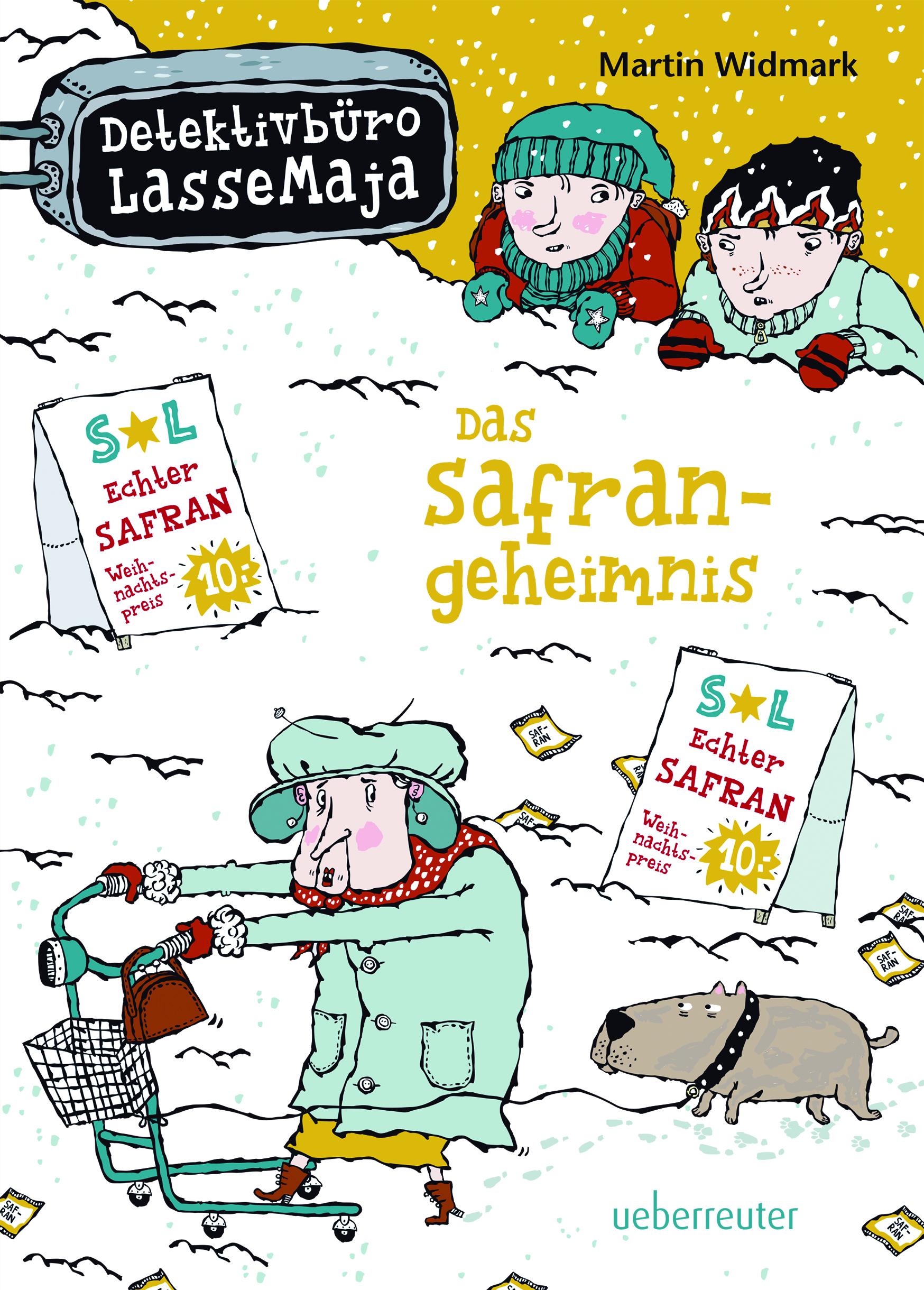 Detektivbüro LasseMaja – Das Safrangeheimnis