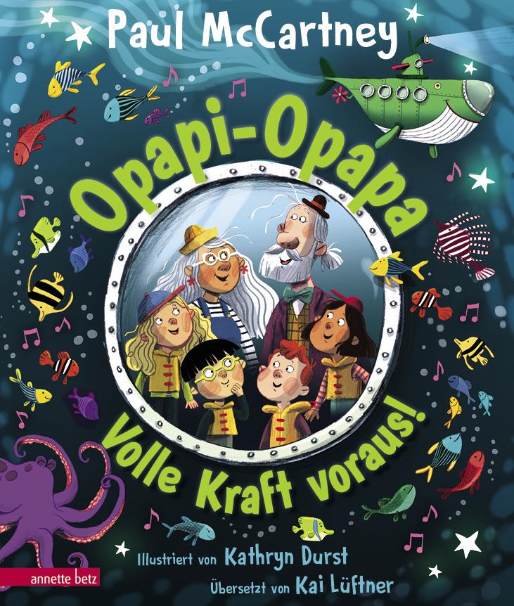 Paul McCartneys zweiter Streich: »Opapi Opapa 2« erscheint weltweit am 2. September 2021