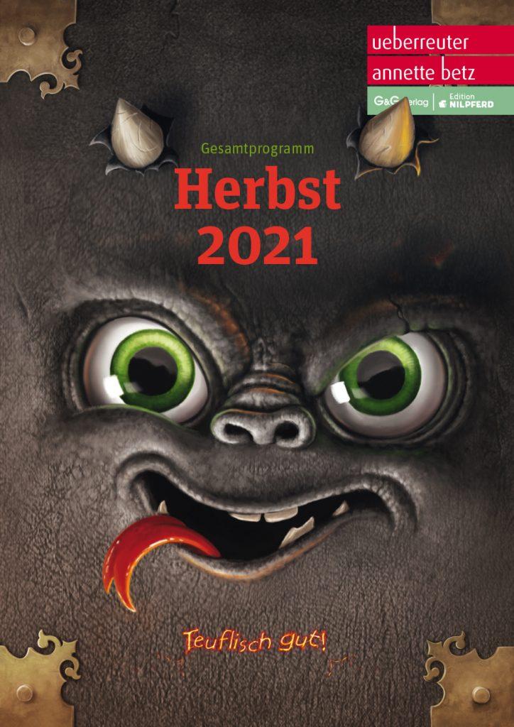 Cover Gesamtprogramm Herbst 2021