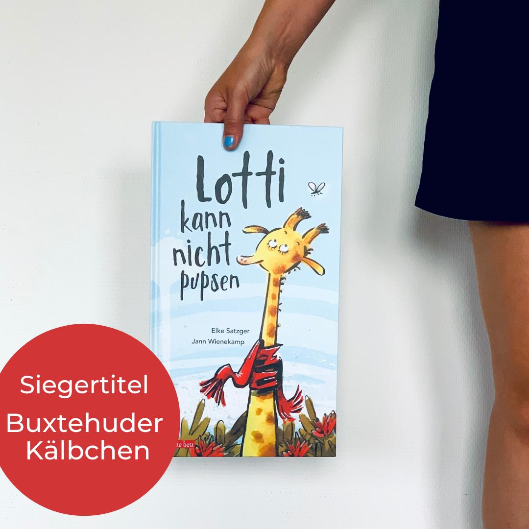 Buxtehuder Kälbchen für »Lotti kann nicht pupsen«