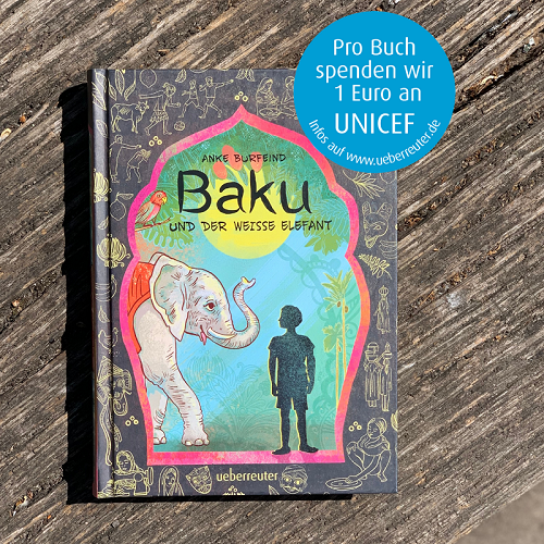 »Baku und der weiße Elefant« – Gemeinsam mit UNICEF gegen Kinderarbeit!